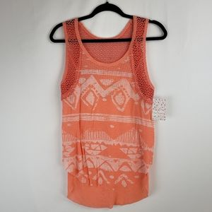NWT Free People Tank Apricot (Small)